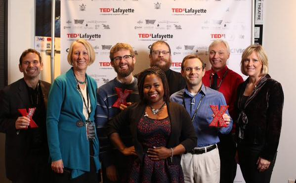 TEDxLafayette – Everything We Do and Don't Do is Political