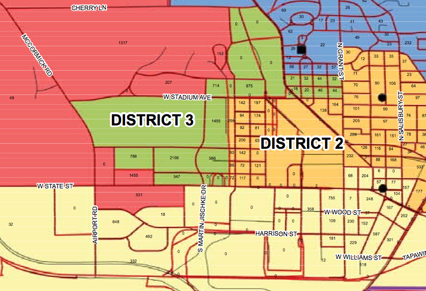 District 3 and Purdue's (Student) Seat on City Council